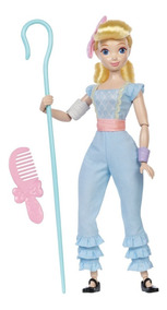 Nova Boneca Disney Toy Story 4 Betty Bo Peep Mattel