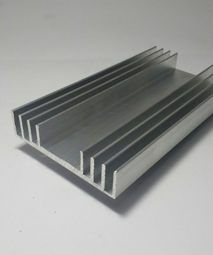 40 Pçs Dissipador De Calor Aluminio 8,6cm Largura C/ 10cm