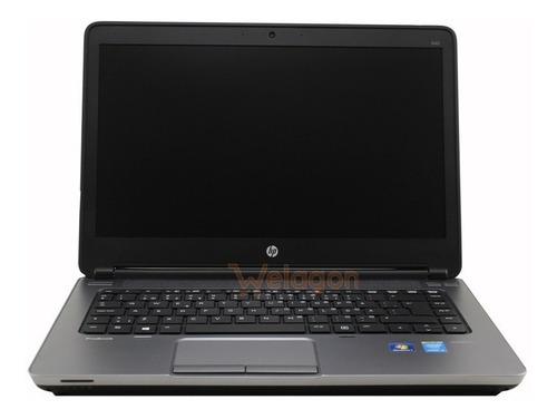 Hp Probook 640 G1,disco Duro 500gb, Memoria Ram 4gb, Core I5