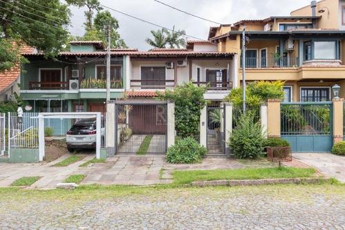 Casa Em Vila Assunção Com 3 Dormitórios - Lu268073