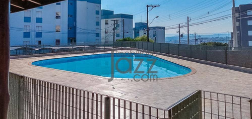 Apartamento Harmonioso Com 2 Dormitórios À Venda, 45 M² Por R$ 230.000 - Jardim São Gabriel - Campinas/sp - Ap3471
