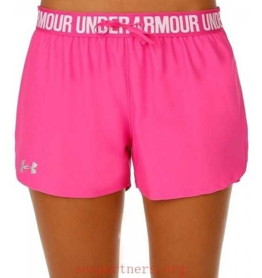 Short Deportivo Under Armour Play Up Para Mujer