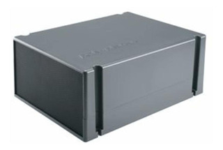 Oem Poly-planar Compact Box Subwoofer Grey
