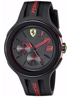 Reloj Deportivo Hombre Scuderia Ferrari 0830223 Gtia.oficial