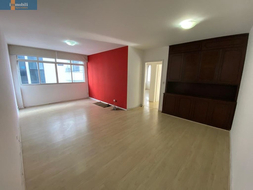 Apartamento Para Venda No Bairro Santa Cecília Em São Paulo - Cod: Pc102043 - Pc102043