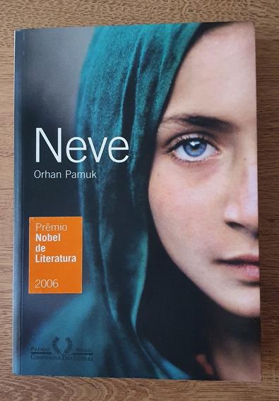 Livro Neve Orhan Pamuk