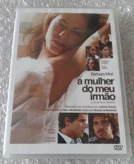 Dvd - A Mulher Do Meu Irmão - Raro - Dublado (frete R$10)