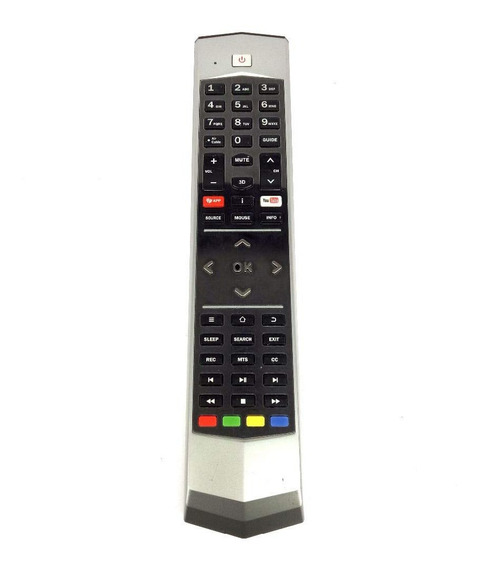 Controle Tv Philco Smart Rc651 Mli2 Original E Novo