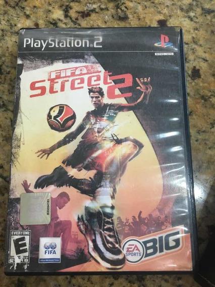 Fifa Street 2 Play 2 Original