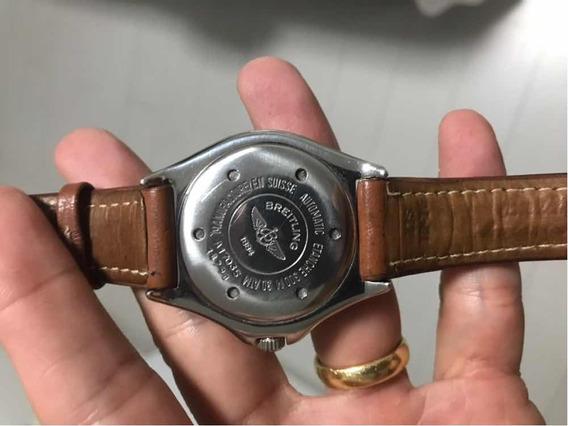 Relogio Breitling Colt 38mm Automático