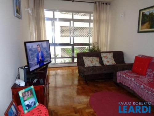 Imagem 1 de 15 de Apartamento - Higienópolis  - Sp - 513696
