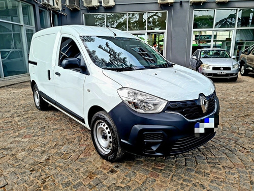 Renault Kangoo Ii Express Work 1.6 2020 12.800km T/usad Fcio