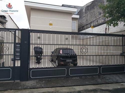 Sobrado A Venda No Bairro Vila Constança Em São Paulo - Sp.  - L4691-1