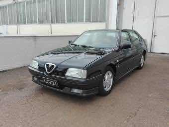 Alfa Romeo 164 3.0 V6 12v 1991