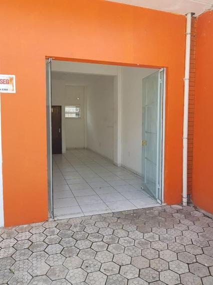 Sala Em Guanabara, Joinville/sc De 35m² Para Locação R$ 850,00/mes - Sa277136