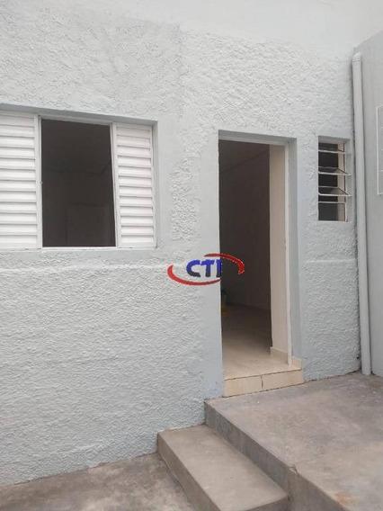 Casa Com 1 Dormitório Para Alugar, 50 M² Por R$ 850/mês - Demarchi - São Bernardo Do Campo/sp - Ca0385