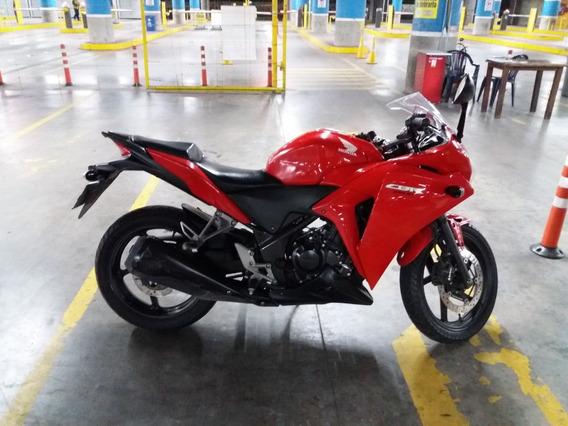 Honda Cbr 250 Roja