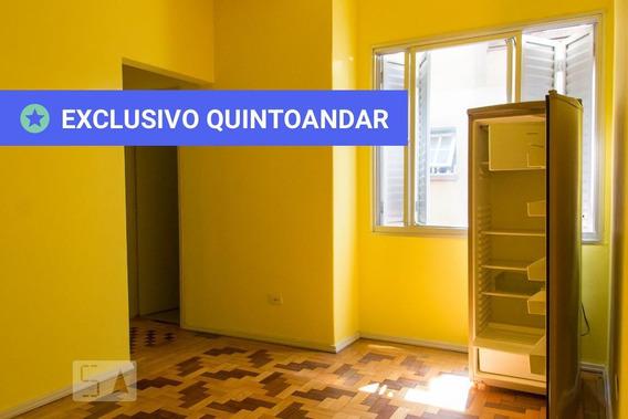Apartamento No 2º Andar Com 2 Dormitórios - Id: 892967866 - 267866