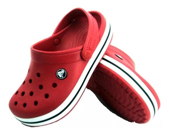 Suecos De Goma Crocs Crocband Cr11016610 Eezap