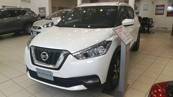 Nissan Kicks Sense Plan De Ahorro Entrega Pactada