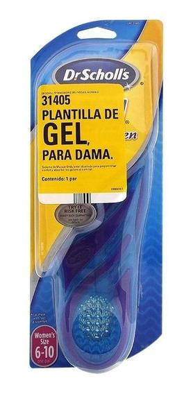Plantillas De Gel Dr Scholls Medida 6 A 10 Para Dama