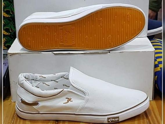 Zapatillas Panchas Hombre Modelo Exclusivo Importado