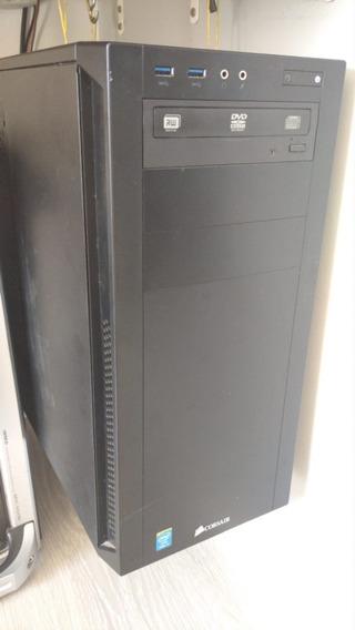 I7+placa B85m+fonte Corsair 650w+ Ram 8gb + Gabinete Corsair