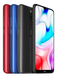 Celular Xiaomi Redmi 8 32gb Red
