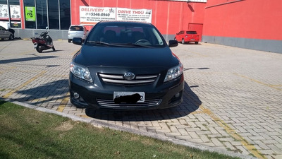 Toyota Corolla 2011 1.8 16v Gli Flex 4p