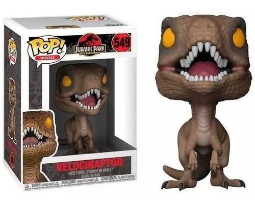 Funko Pop Jurassic Park Velociraptor 549 Cellplay La Plata