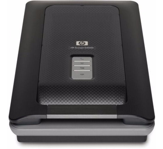 Scanner Scanjet G4050 - Hp