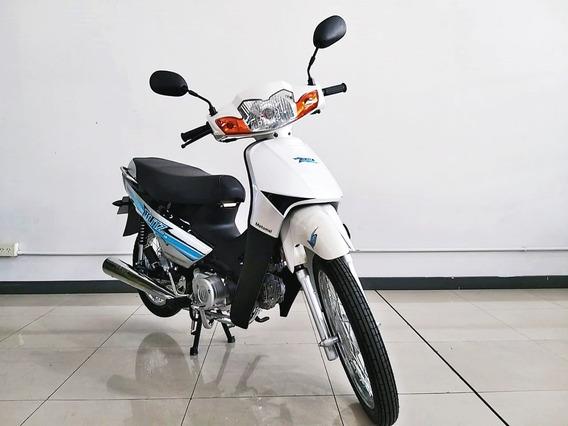 Motomel Blitz110 Base V8 0km 2020 Financiación Tarjeta O Dni