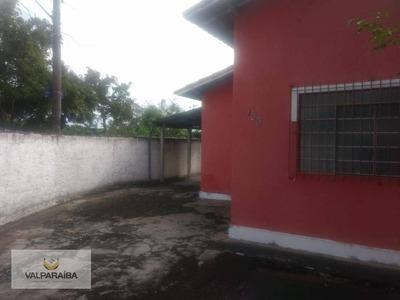 Casa Residencial Para Locação, Jardim Valparaíba, São José Dos Campos. - Ca0082