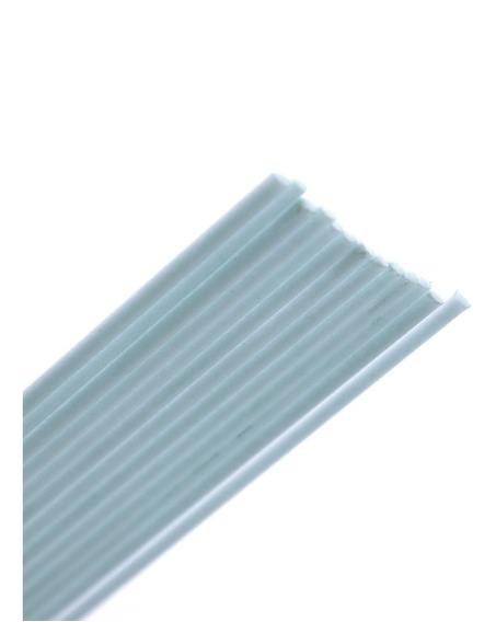 Vareta De Fibra De Vidro 2.0mm - Pcte 20 Metros
