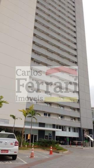Sala Duplex Em Alto Estilo, 55,00 M² 2 Vagas, Centro Comercial Led Barra Funda - Cf19342