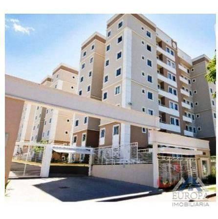 Imagem 1 de 20 de Apartamento Com 3 Dormitórios À Venda, 70 M² Por R$ 280.000,00 - Parque Jamaica - Londrina/pr - Ap0938