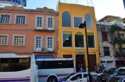 Edificio En El Centro De Cuernavaca