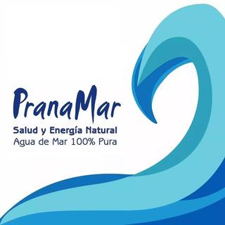 10 Litros De Agua De Mar Pranamar - Hipertónica