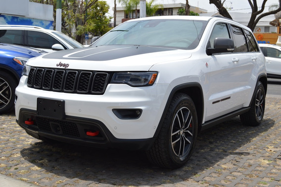 Jeep Grand Cherokee 2018 Trailhawk Blanco