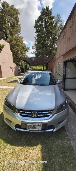 Honda Accord 3.5 V6 2015