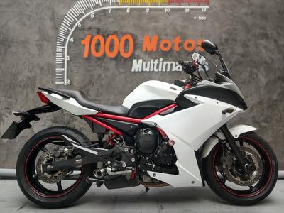 Yamaha Xj 6 F 2013 Otimo Estado Aceito Moto