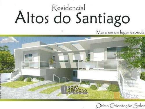 Casa À Venda, 107 M² Por R$ 265.000,00 - Charqueadas - Caxias Do Sul/rs - Ca0028
