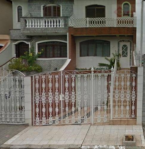 Sobrado Residencial Para Locação, Vila Carrão, São Paulo. - So0959