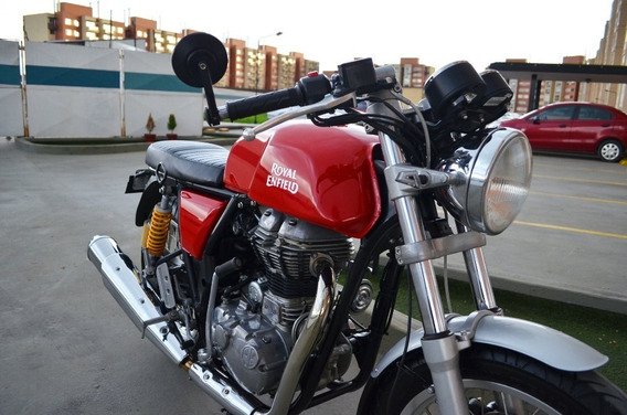 Continental Gt (royal Enfield)