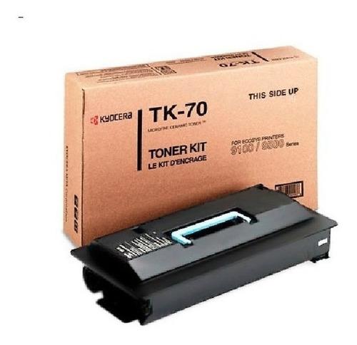 Toner Kyocera | Tk-70 | 40.000 Pag