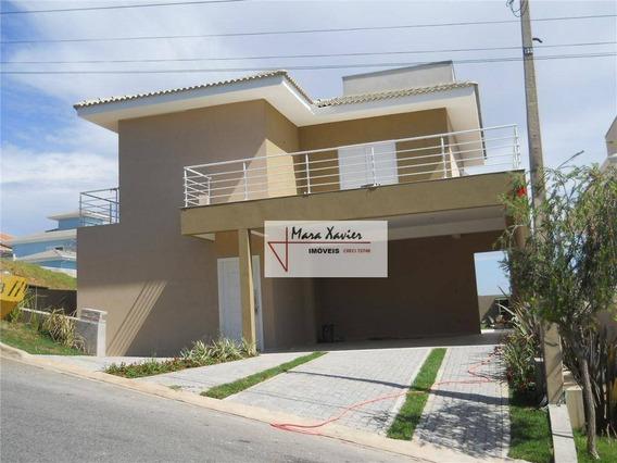Sobrado Com 4 Dormitórios À Venda, 260 M² Por R$ 1.150.000 - Condomínio Recanto Dos Paturis - Vinhedo/sp - So0410