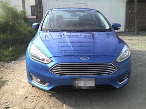 Ford Focus 2.0 Titanium 2015 Aut 4 Cil 2.0 Lts Eng $45,600