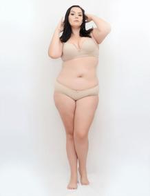 5c05afe00 Fernanda Abraao Sem Calcinha - Sutiãs Com bojo Nude no Mercado Livre ...