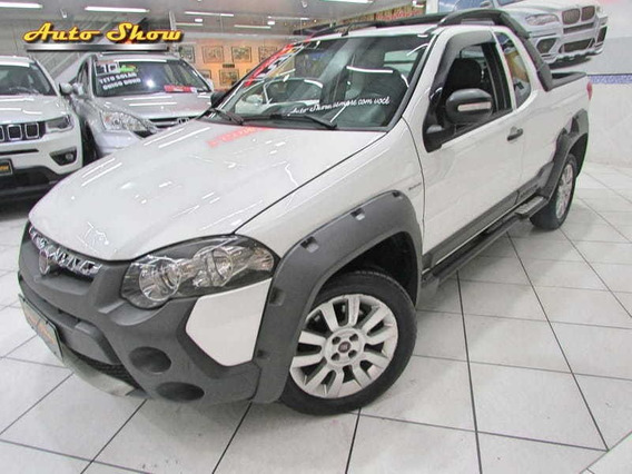 Fiat Strada Adventure 1.8 Dualogic Ce