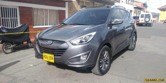 Hyundai Tucson Ix35gls